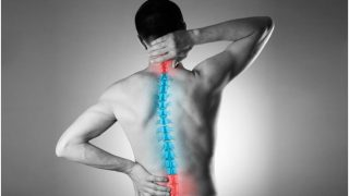 What are the reasons for constant pain in your back